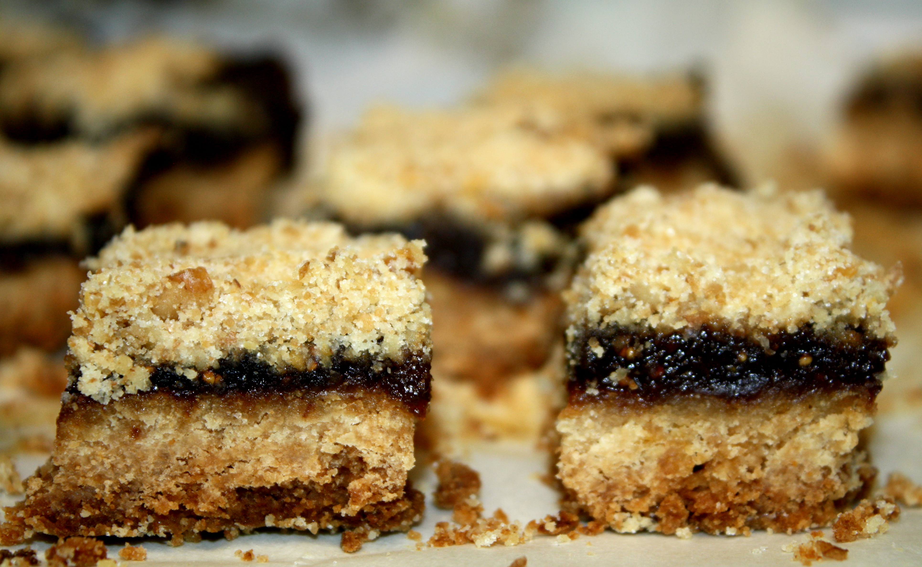 Fresh Fig Crumb Bars The Quotable Kitchen