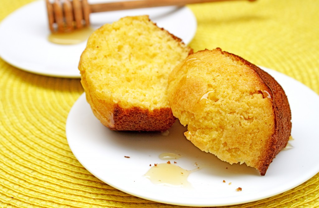 Honey Cornbread Muffins – The Quotable Kitchen