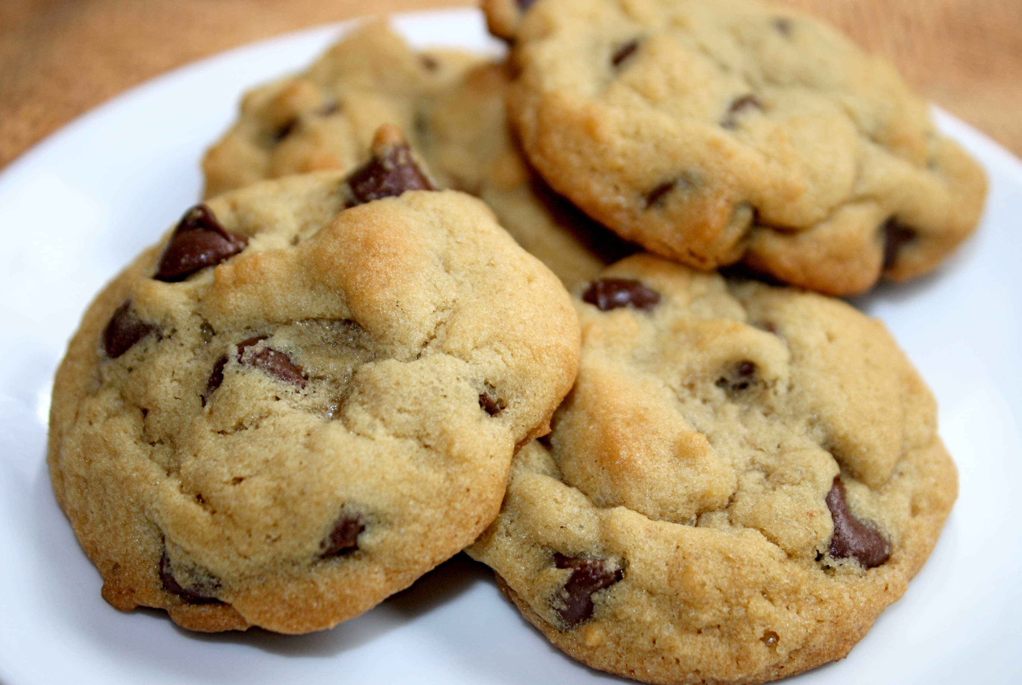 Chocolate Chip Cookies – The Quotable Kitchen