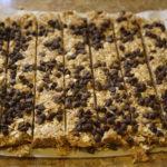 5 Ingredient No Bake Granola Bars