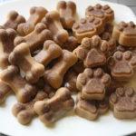 Peanut Butter & Coconut Oil Dog Treats